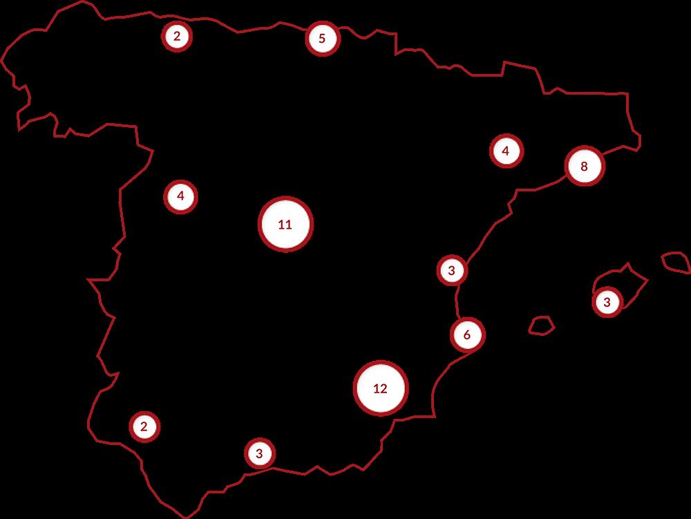Lavanderia Autoservicio Islas Baleares